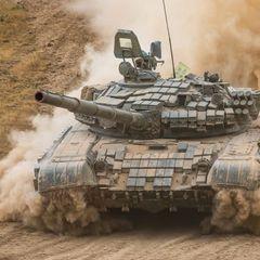 Т-72 повел себя как акула из «Челюстей»