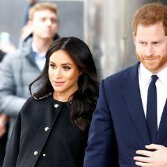 Принца Гарри с супругой лишат королевских титулов