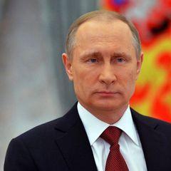 Путина впервые назвали духовным лидером