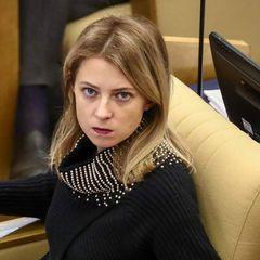 Поклонская предложила Зеленскому отправить психиатра к чиновникам