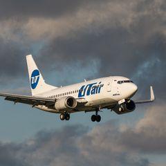 Пассажирский Boeing совершил жёсткую посадку в Коми