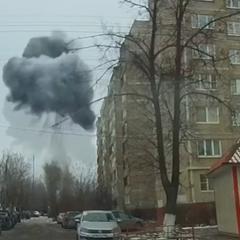Видео взрыва на подстанции в Подольске появилось в Сети