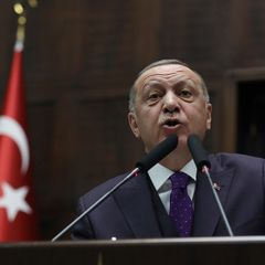 Эрдоган обвинил российских военных в нападениях в Идлибе