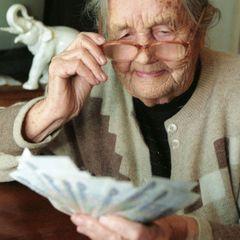 Российская пенсионерка отправила в Кремль свою прибавку к пенсии