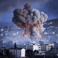 Турция прекратила удары в Идлибе из-за России