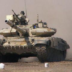 Трофейный Т-90 снова отправили в бой против сирийской армии