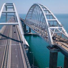 В Крыму рассекретили проект Керченского моста времен ВОВ