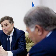 Украина недостойна Донбасса - Сурков