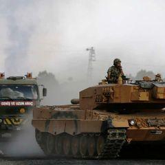 Сирия бросила в бой Шилку, Гвоздику и Т-72