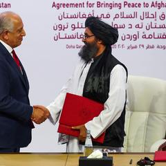 США и «Талибан» подписали соглашение о мире
