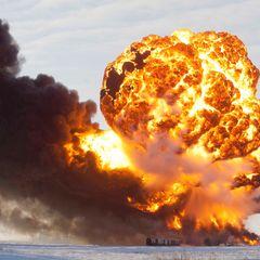 В военной части РФ прогремел взрыв: пострадали четверо военных