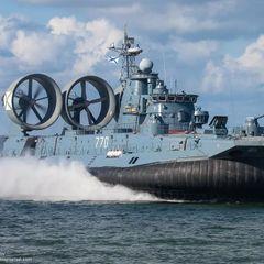 Украина заявила о превосходстве своих кораблей над российскими