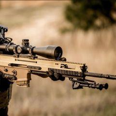 Несущая смерть: самая мощная снайперская винтовка из России