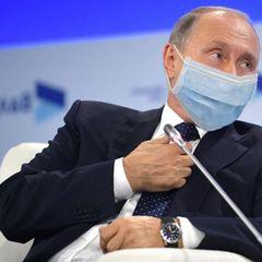 Песков раскрыл детали изоляции Путина