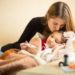 «Мама, я умру?»: у ребенка с коронавирусом температура 42