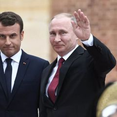 Макрон призвал Италию не «пьянеть» от российской помощи