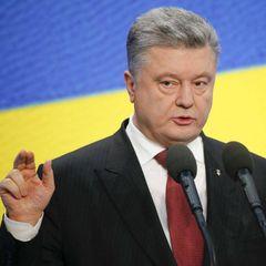 Порошенко заявил о ползающей из-за коронавируса на коленях России