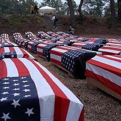 В США начали копать братские могилы для умерших от коронавируса
