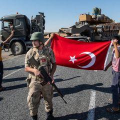 Война с Турцией: специалист про интересы Эрдогана в Сирии