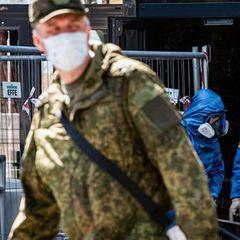 «Зачем тут русские военные»: в Италии негодуют мигранты-украинцы
