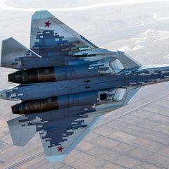 Су-57 опередит F-35 США благодаря уникальной технологии