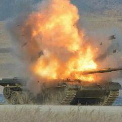 Российский новейший танк «Армата» уничтожен в Сирии