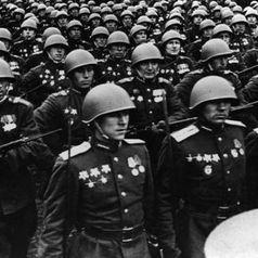 А теперь правда о Второй Мировой: убивает наповал