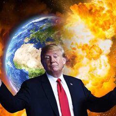 Трамп заявил, что США создают «супер-пупер-ракету»