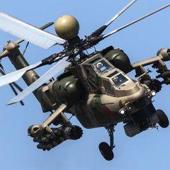 Минобороны раскрыло характеристики вертолета Ми-28НМ