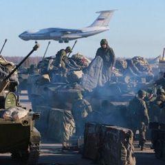 Все войска РФ подняты по тревоге