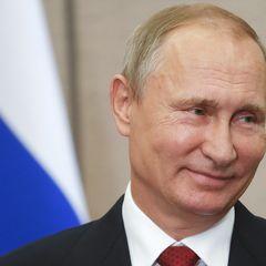 Путин пошутил над главой «Газпром» - видео