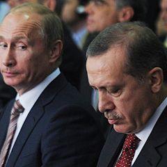 Путин обсудил с Эрдоганом войну Армении и Азербайджана