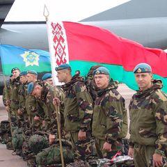 В Минск начали стягивать войска - видео