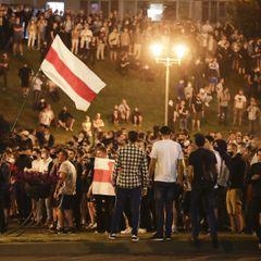 МВД Белоруссии подтвердило данные о погибшем протестующем