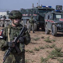 В Сирии российских солдат обстреляли из гранатомета