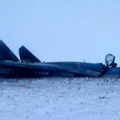 Обнародована причина крушения Су-27 вблизи Крыма