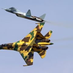 СМИ: Тайвань сбил Су-35