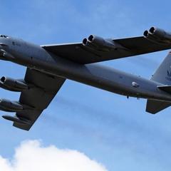 Ядерные бомбардировщики ВВС США пролетели вблизи Крыма