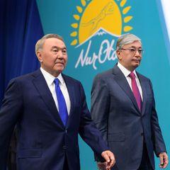 Токаев изменил указ Назарбаева 20-летней давности