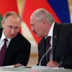 Лукашенко вылетел в Россию на переговоры с Путиным