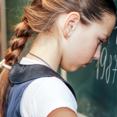 Учитель избил 10-летнюю школьницу за неправильный ответ