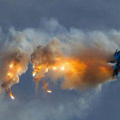 СМИ: американский самолет уничтожен Су-30