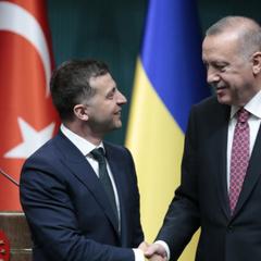 Зеленский и Эрдоган договорились о войне в Крыму