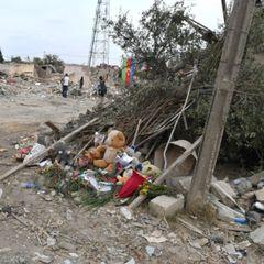 Россиянин погиб во время обстрела Карабаха - Азербайджан