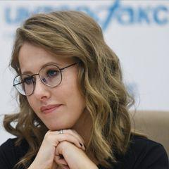 Собчак сделала комплимент Ходченковой