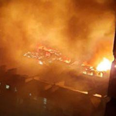 Пожаре в нелегальном центре реабилитации - есть погибшие