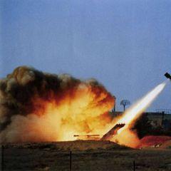 Российские военные нанесли удар комплексами