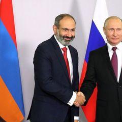 Пашинян обратился к Путину с просьбой