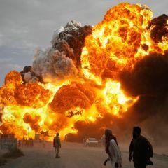 СМИ сообщили об уничтожении одним ударом роты российских Т-90