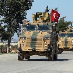 Турция развернула массовую переброску войск на границу с Арменией